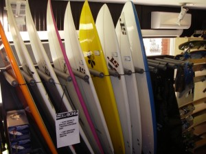 planche de surf JS surfshop Jomoraiz à Biarritz